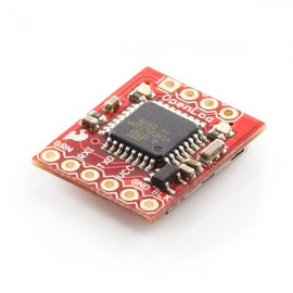 Плата OpenLog даталоггер для Arduino