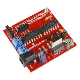 Мотор драйвер RaspiRobot для RASPBERRY PI