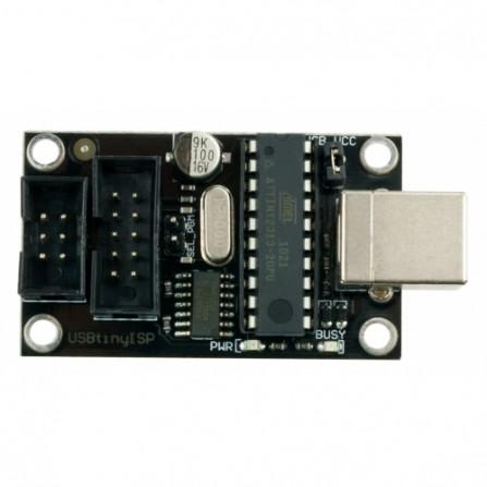 USBtinyISP-Arduino bootloader programmer загрузчик