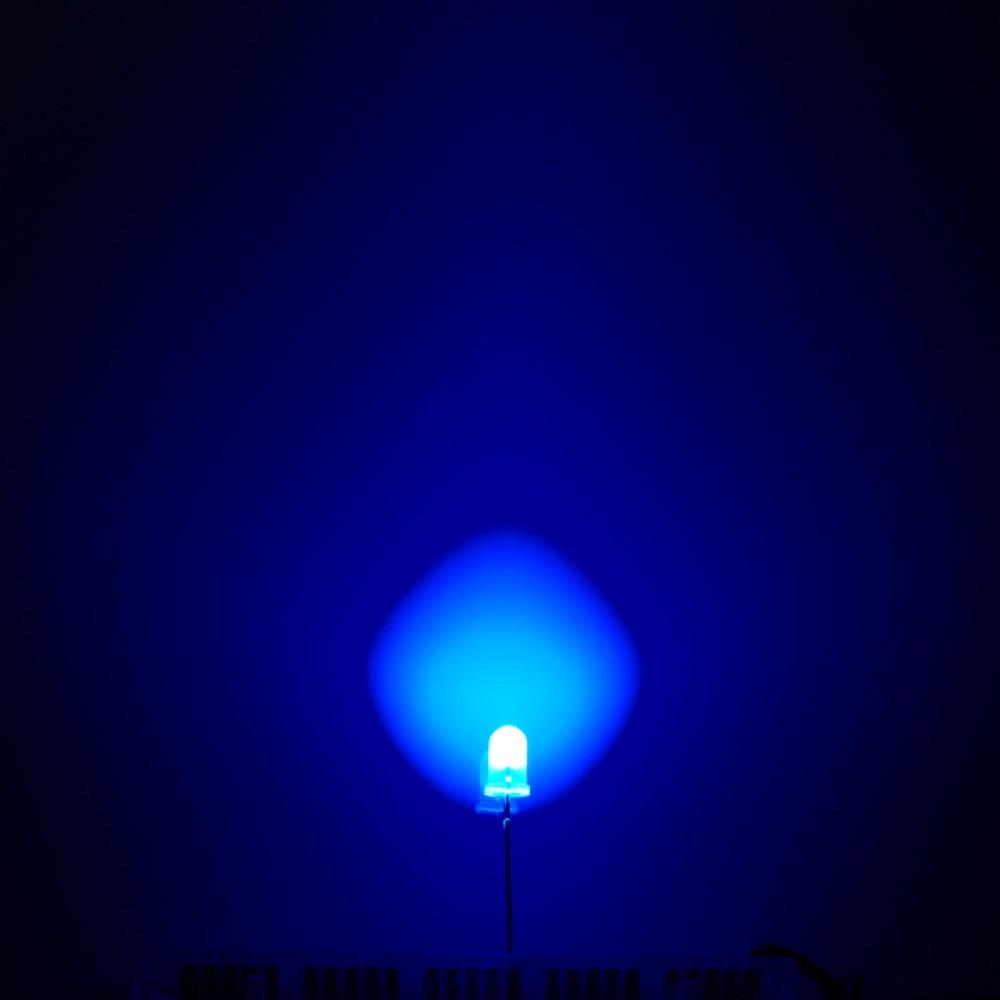 LED-индикаторы - Синие - 5 мм