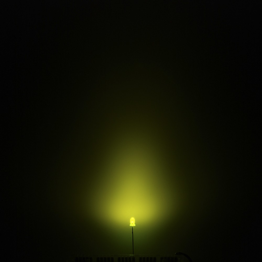 LED-индикаторы - Зеленые - 3 мм