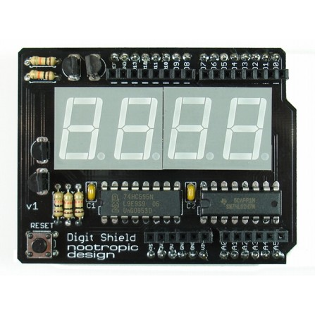 Digit Shield для Arduino