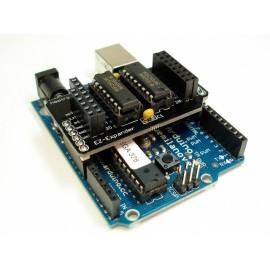Шилд расширитель EZ-Expander для Arduino