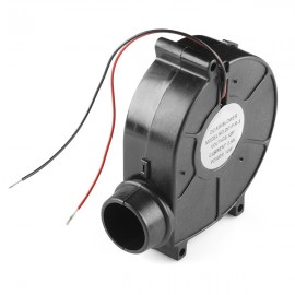 Вентилятор с короткозамкнутым ротором для Arduino
