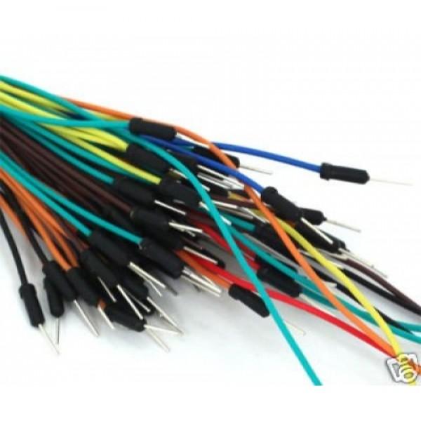 Jumper Cables для Arduino набор перемычек (65 шт)