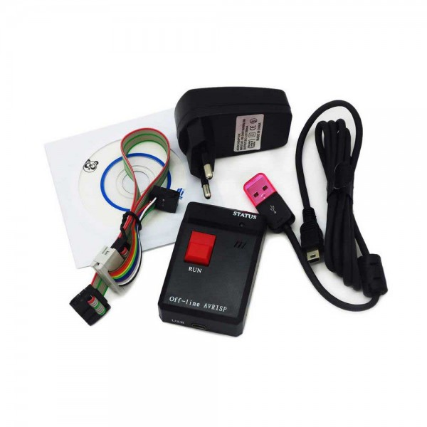 Портативный программатор USB AVRISP