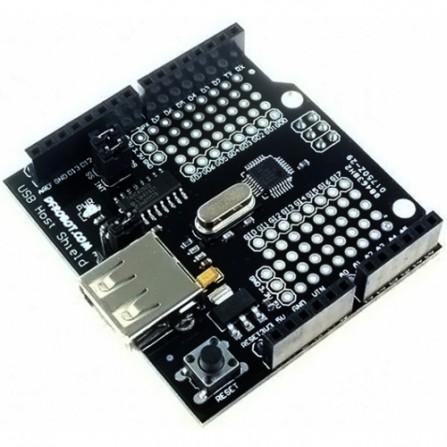 USB Host Shield для Arduino (поддержка Google ADK)