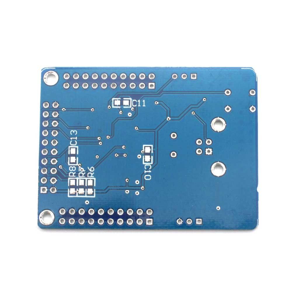 AT91SAM7S64 Minimum System Dev Board