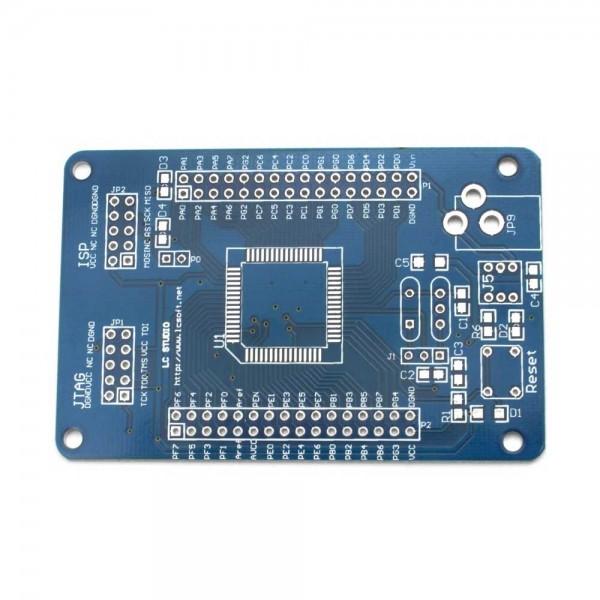 Плата ATMega128 Minimum System Dev  Board