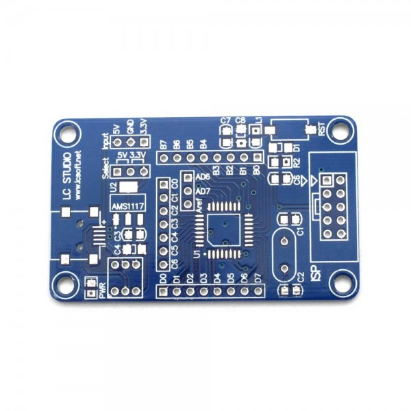 ATMega48 88 168 Minimum System Dev Board