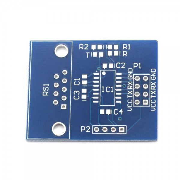 Плата RS232 to TLL Adapter Board
