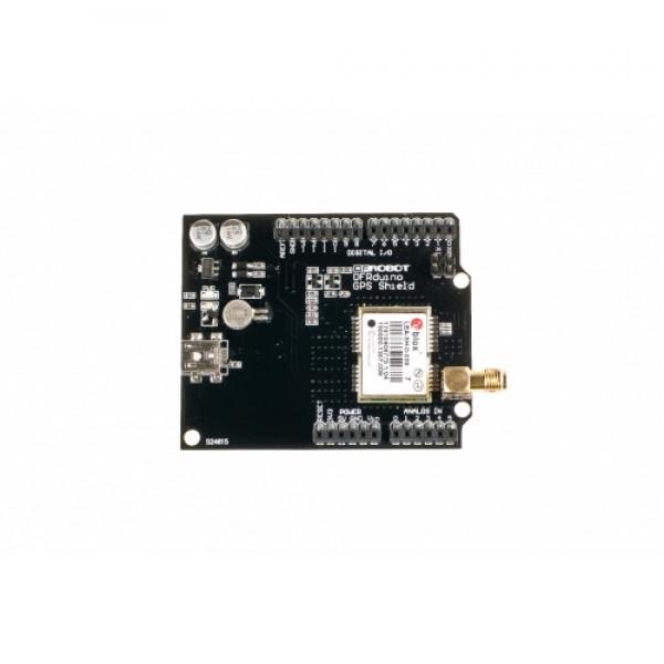 GPS Shield для Arduino (ublox LEA-5H) + АНТЕННА