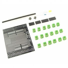 Proto Screw Shield для Arduino (разобранная)