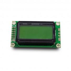 LCD-матрица символьная EONE 8x2 (0802)