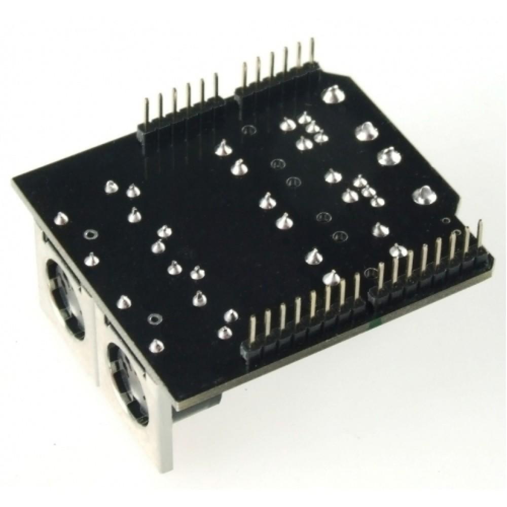 MIDI Shield для Arduino звук