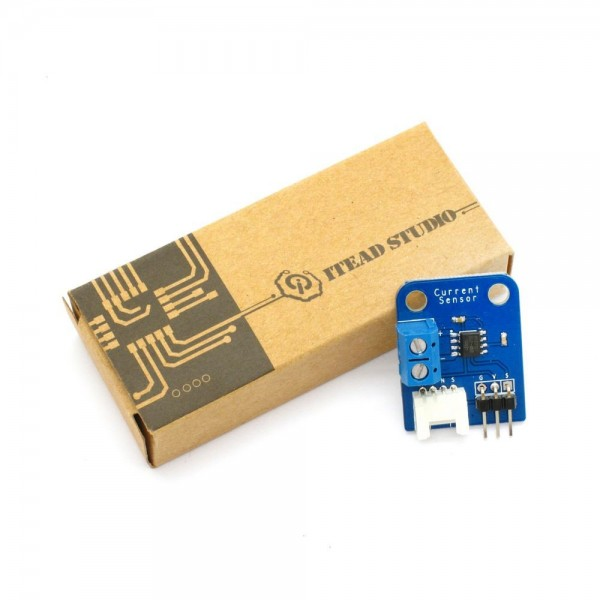 Блок датчика тока - Electronic Brick - ACS712 Current Sensor Brick