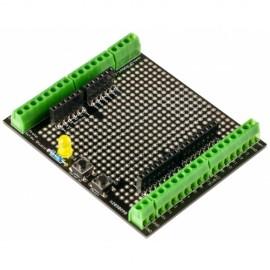Proto Screw Shield для Arduino (в сборе)