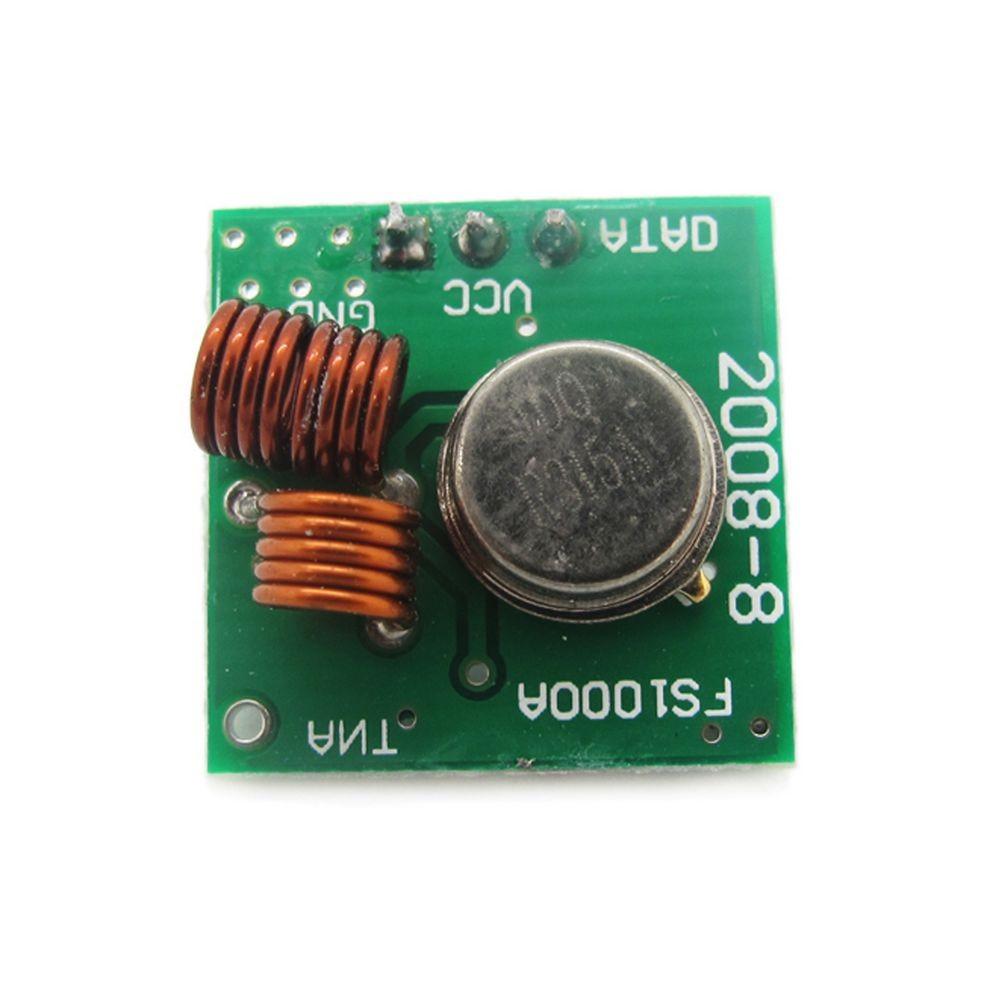 Радиомодуль 315Mhz RF Link kit для Arduino