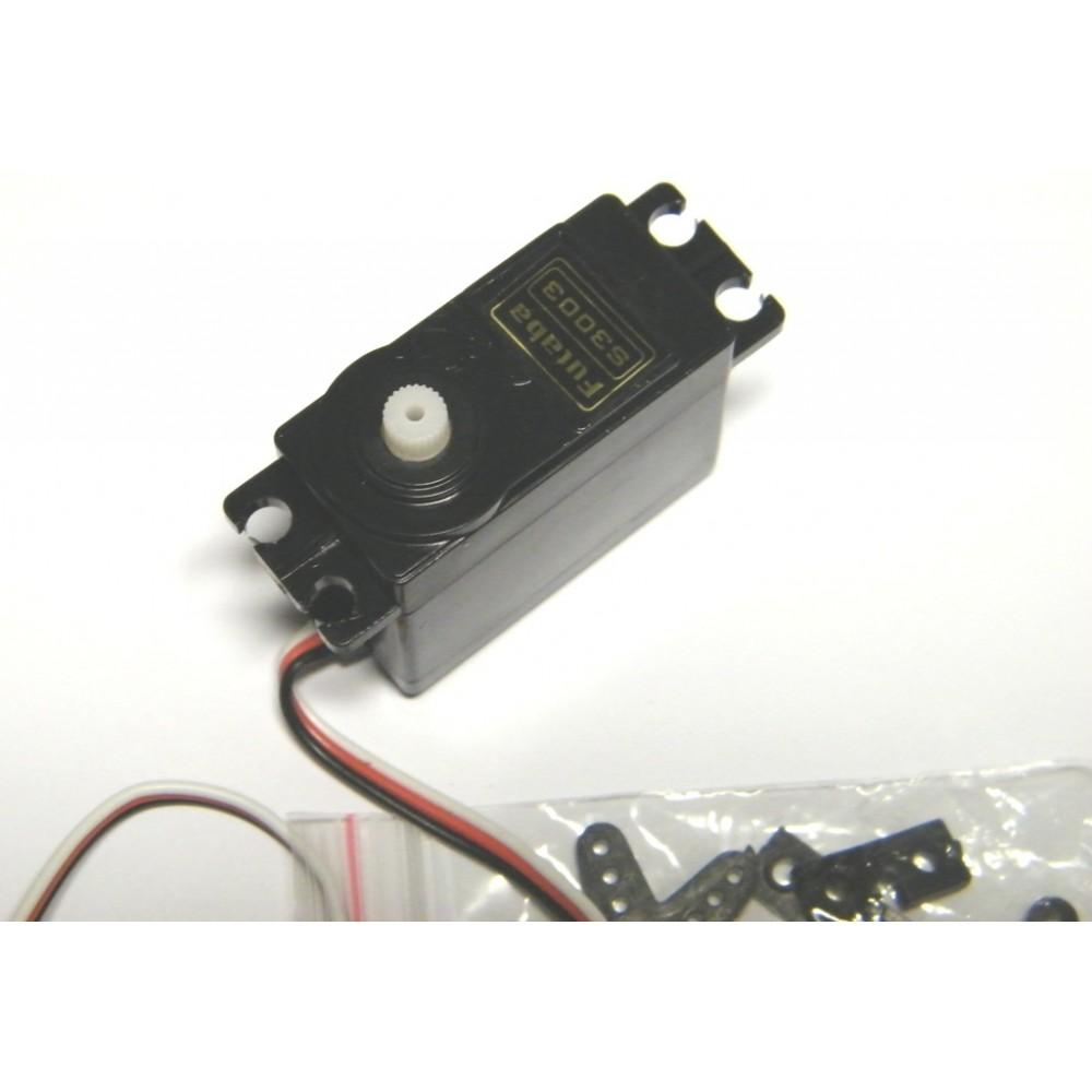 Futaba S3003 Servo сервопривод для Arduino 3.2 kg