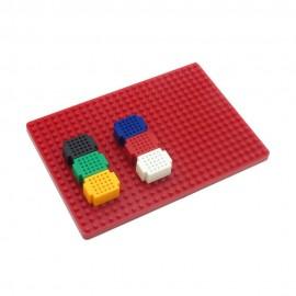 Базовая плата для сборки блоков (13,2 х 9,2 см)