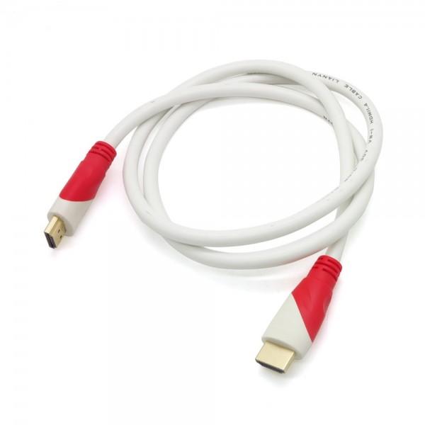 Кабель HDMI HD -  ПК -> ТВ