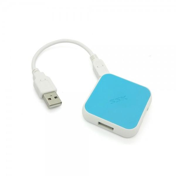 Скоростной USB-хаб с 4 гнездами