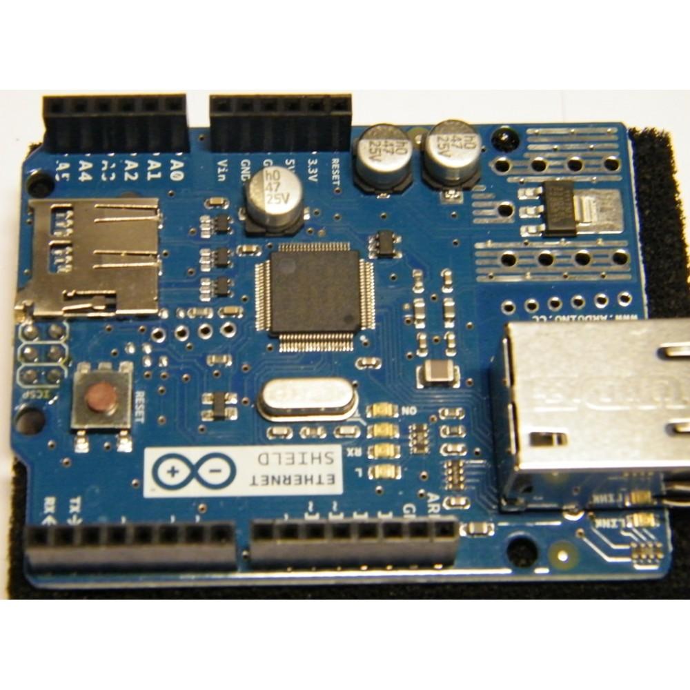 Ethernet Shield для Arduino ОРИГИНАЛ, ИТАЛИЯ, NEW! REV3