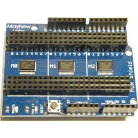 Плата Mux Shield для Arduino (доп. входа-выхода)