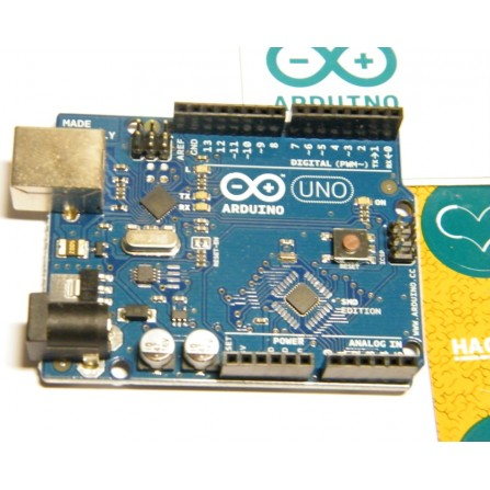 Плата Arduino Uno SMD (ATmega328) ОРИГИНАЛ ИТАЛИЯ