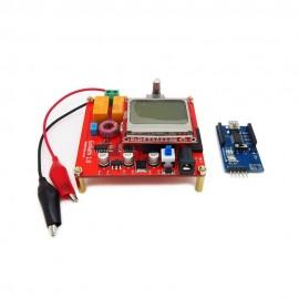Измеритель индуктивности и емкости Goliath для Arduino