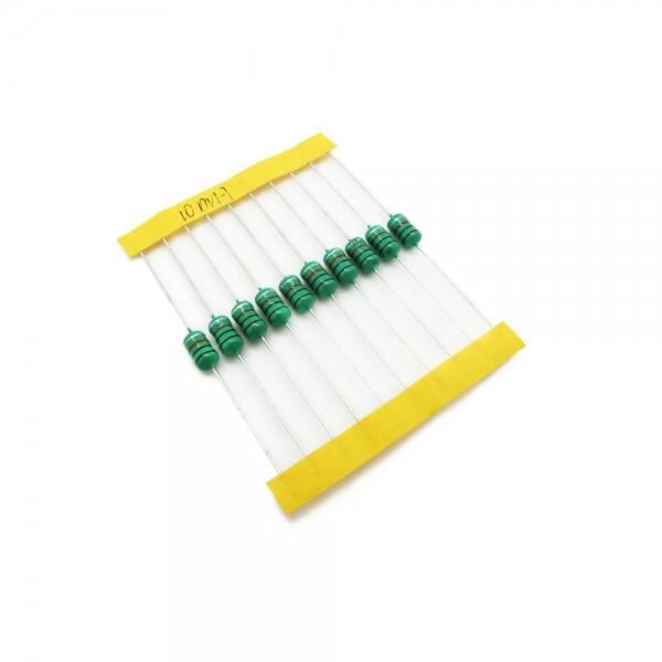 Катушки индуктивности (1 мГ - 10 мГ) комплект из 60