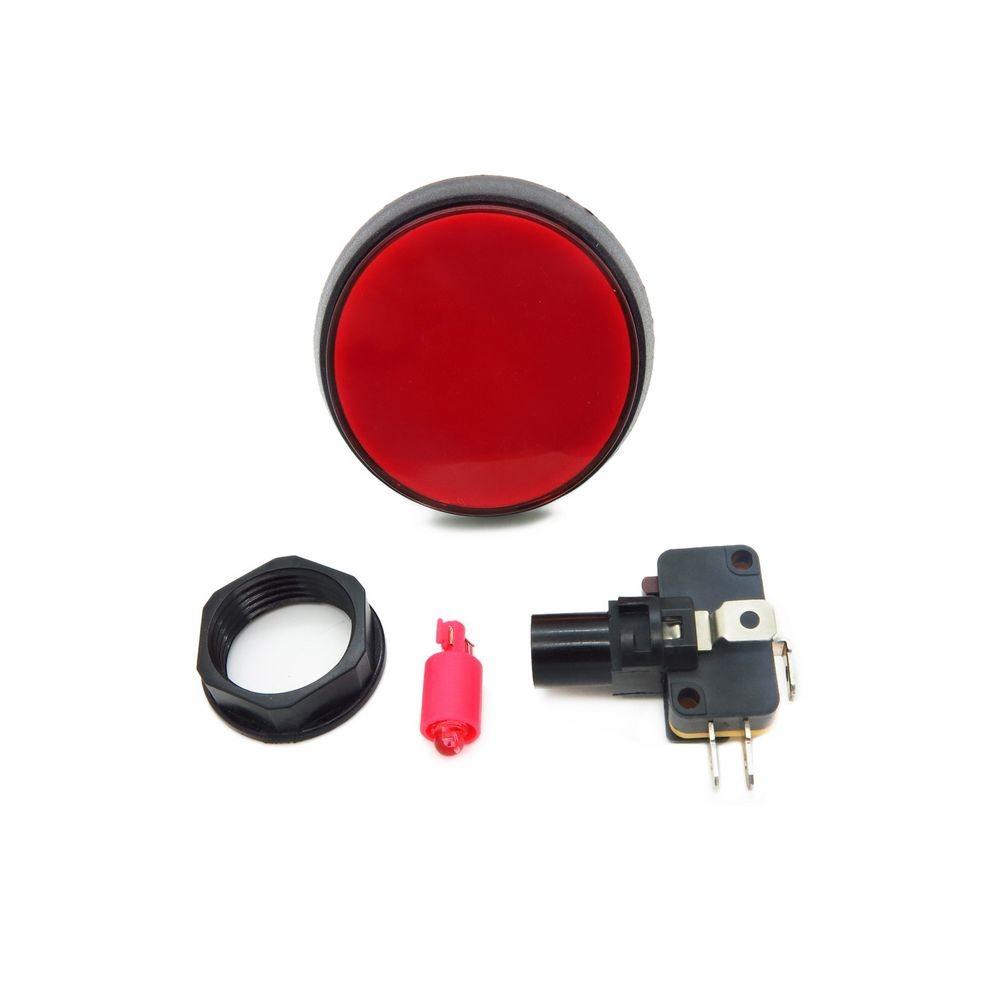 Кнопка большая 60 мм