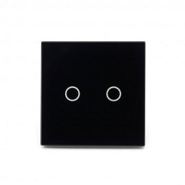 Переключатель ITEAD Touch Network Intelligent Switch с двумя тач-кнопками