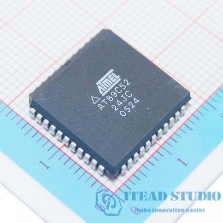Модуль ATMEL/AVR - AT89C52-24JC
