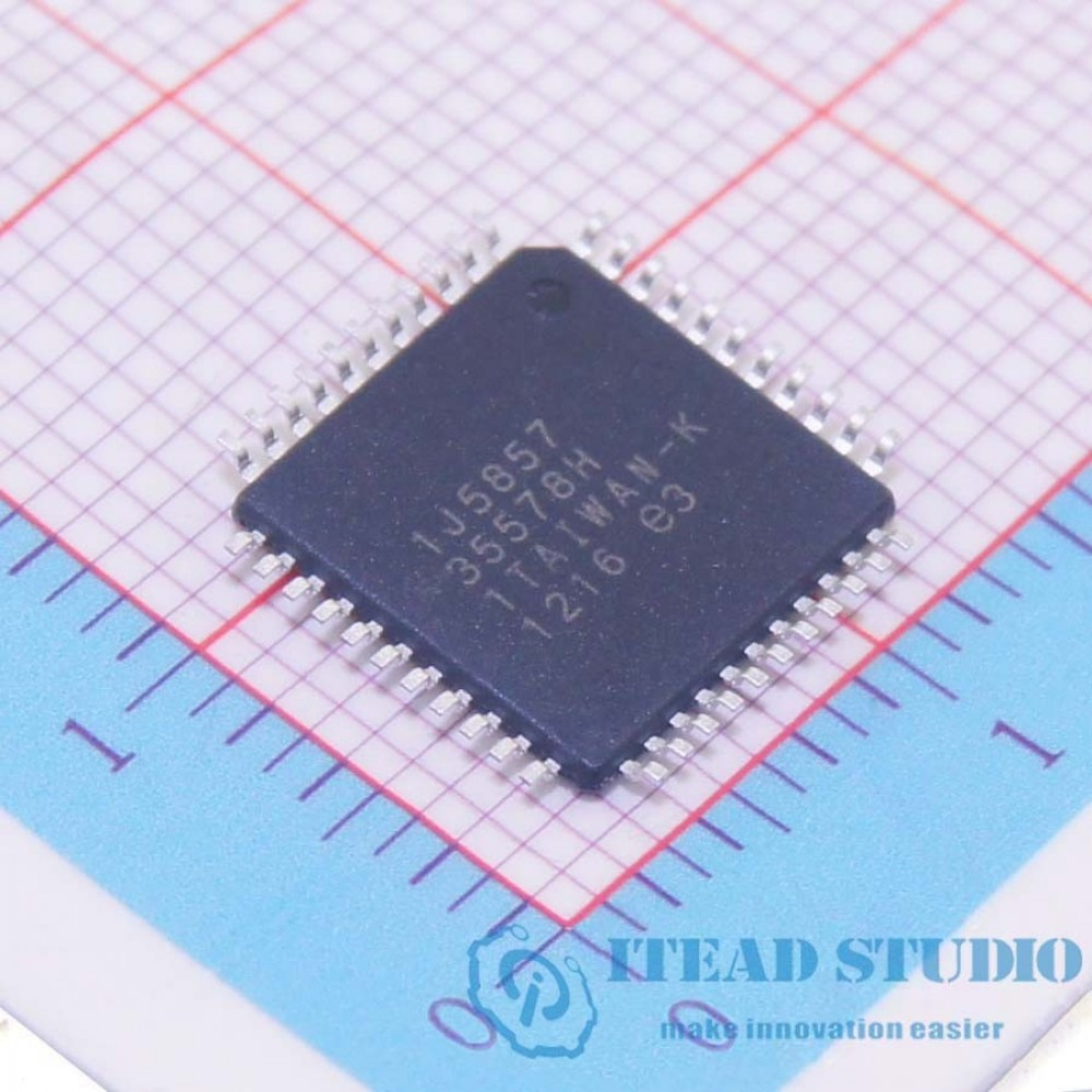 Модуль ATMEL/AVR - ATMEGA162-16AU