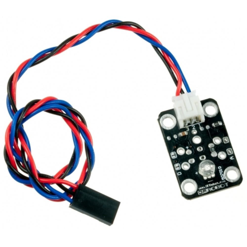 Датчик внешнего освещения для Arduino lightsensor