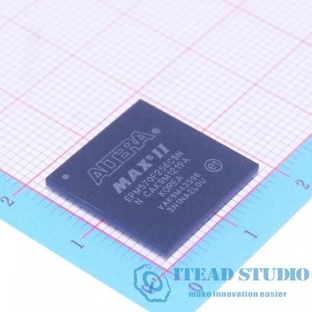 Программируемый модуль CPLD/FPGA - EPM570F256C5N