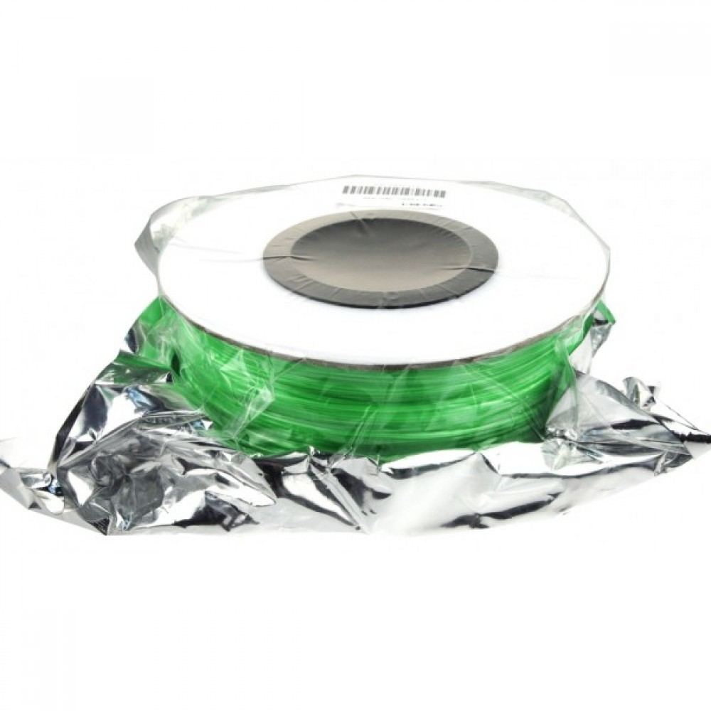 PLA-пластик 1,75 мм - 1 кг - зеленый Neon