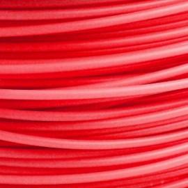PLA-пластик 1,75 мм - 1 кг - красный (+ другие цвета)