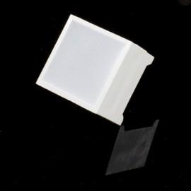 LED-пластинка 13x13 мм - яркая красная