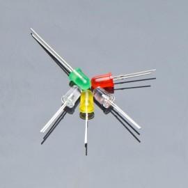 Набор LED 5 мм (50 штук)