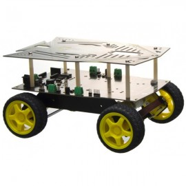 Робот Cherokey 4WD Mobile Robot