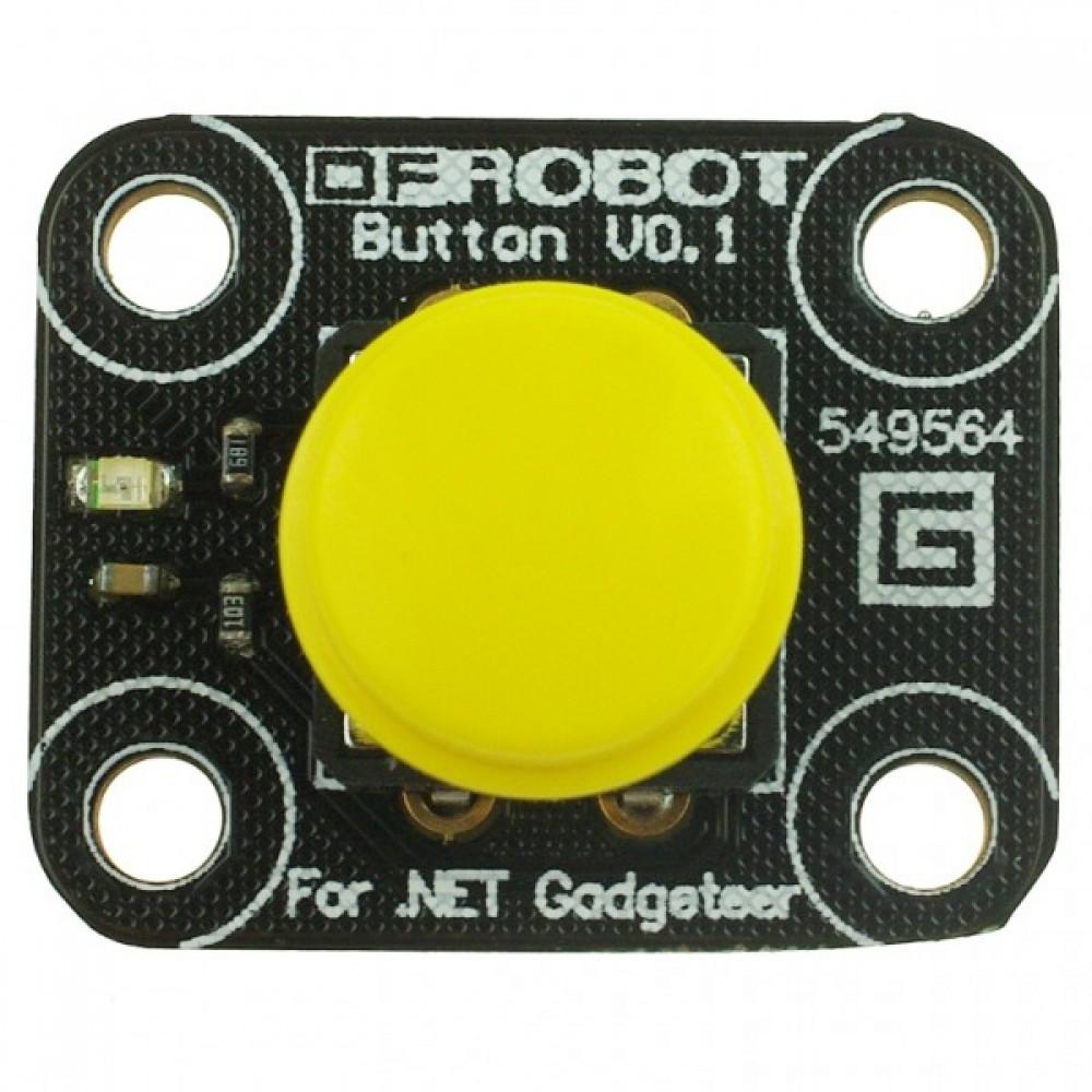 Цифровая кнопка (.NET Gadgeteer)