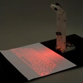Лазерная клавиатура (проектор)
