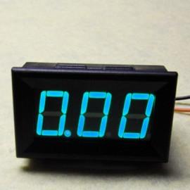 Амперметр до 10 А (синий, LED)