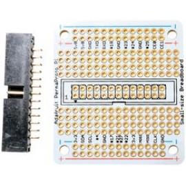 Плата для прототипирования и монтажа маленькая / Small-size Perma-Proto Raspberry Pi Breadboard PCB Kit