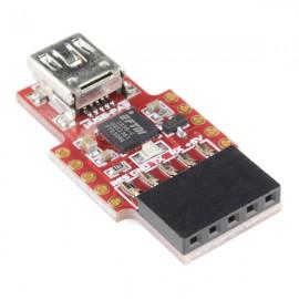 Конвертер USB-to-Serial Bridge - µUSB-PA5 для Arduino