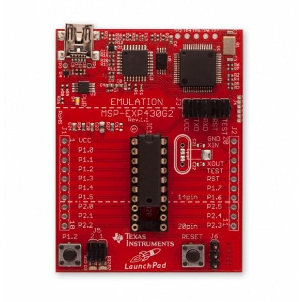 Плата MSP430 LaunchPad