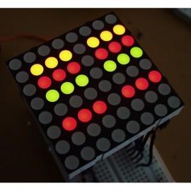 LED-матрица - двухцветная - средняя