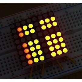 LED-матрица - двухцветная - маленькая